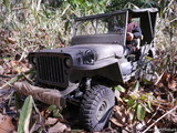 AXIAL SCX10 & DRAGON JEEP 完成画像